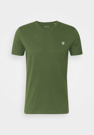 SHORT SLEEVE - Basic T-shirt - dried herb