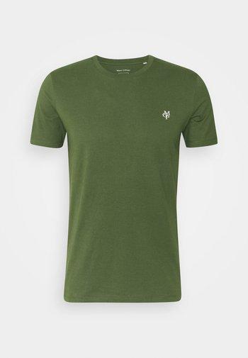 SHORT SLEEVE - Basic T-shirt - dried herb