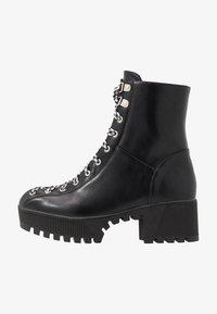 co wren - Platform ankle boots - black - 1