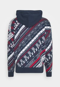 Tommy Jeans - HOODIE - Sweat à capuche - twilight navy - 1