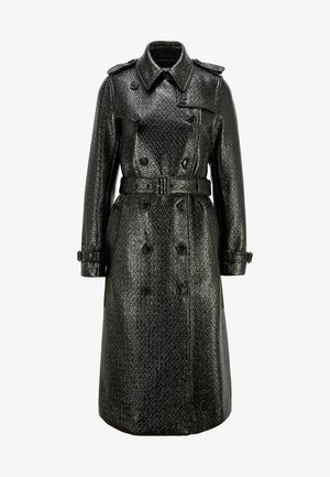 COMELINA - Trenchcoat - black
