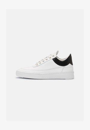 LOW EVA NAPPA - Sneaker low - white/black
