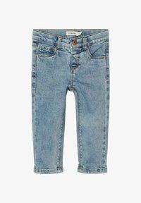Name it - Slim fit jeans - light-blue denim - 0