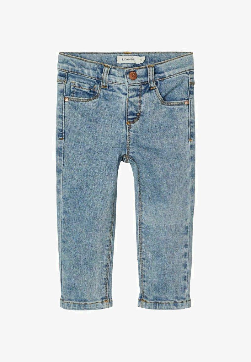 Name it - Slim fit jeans - light-blue denim