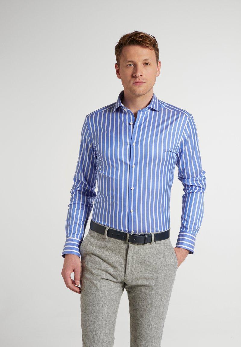 Eterna - Shirt - hellblau/weiß