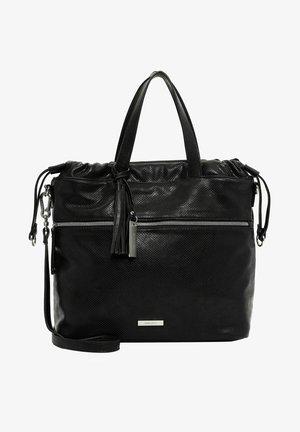 FRANZY - Tote bag - black