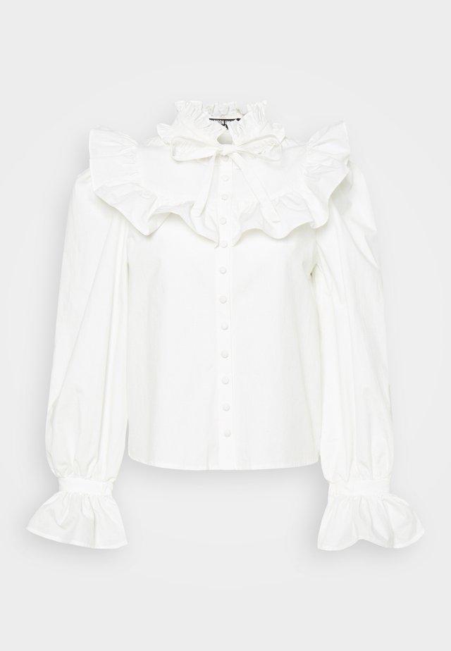 YOGHURT - Camicetta - cream cotton