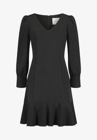 Nicowa - Day dress - schwarz - 4
