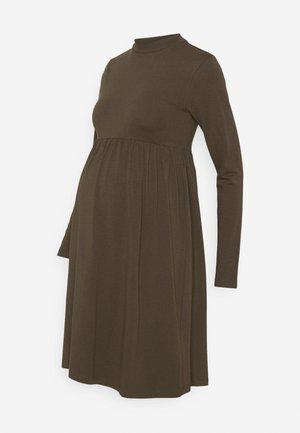 MLSIA DRESS  - Vestito di maglina - beluga