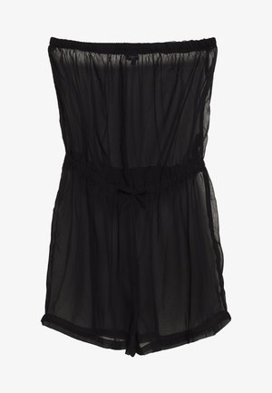 MIX AND MATCH BEACH PLAYSUIT - Doplňky na pláž - black