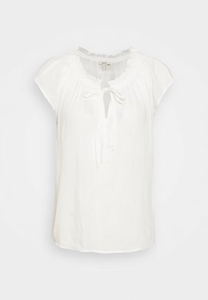 BLOUSE - Print T-shirt - off white