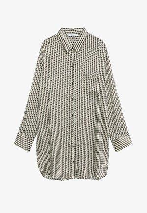 TANIA - Button-down blouse - benvit