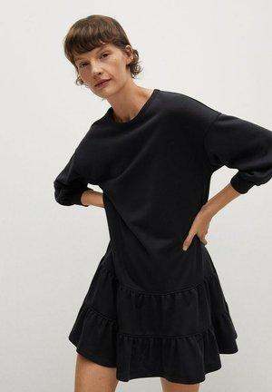 RODRI - Gebreide jurk - noir