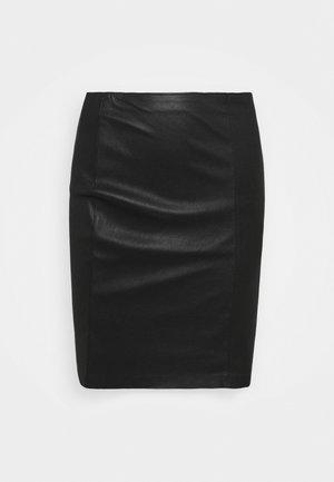 GABRIELLE SKIRT - Minirock - black