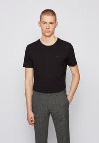 BOSS - LECCO  - Basic T-shirt - black - 0