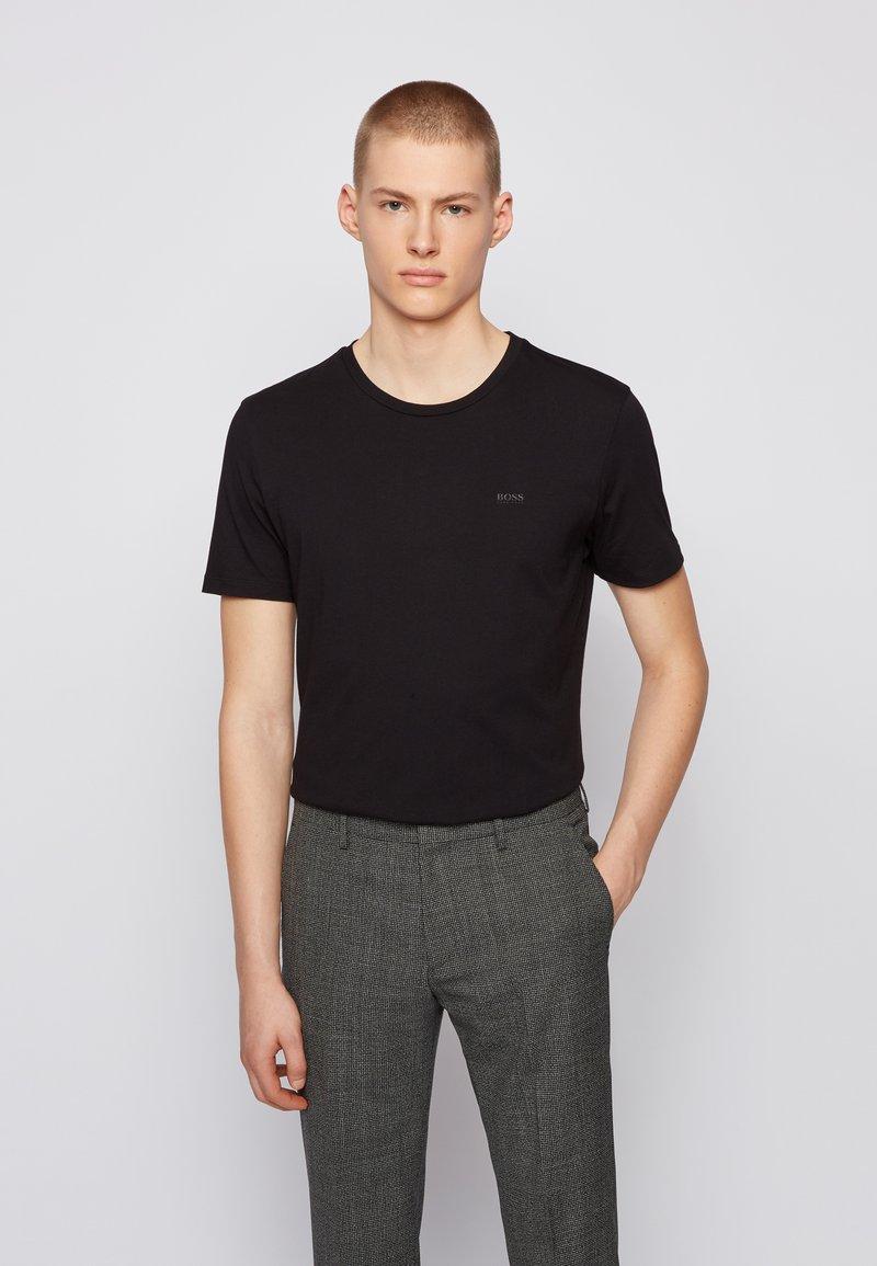 BOSS - LECCO  - Basic T-shirt - black