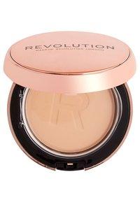 Make up Revolution - CONCEAL & DEFINE POWDER FOUNDATION - Foundation - p10.2 - 1