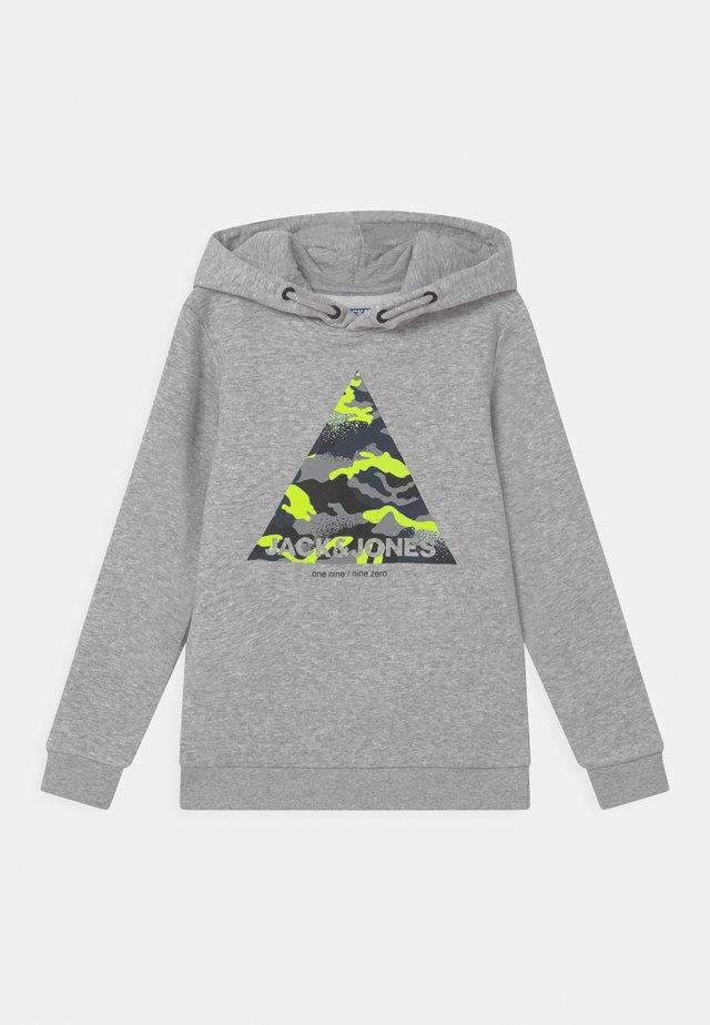 JJPRIME HOOD - Sweatshirts - light grey melange