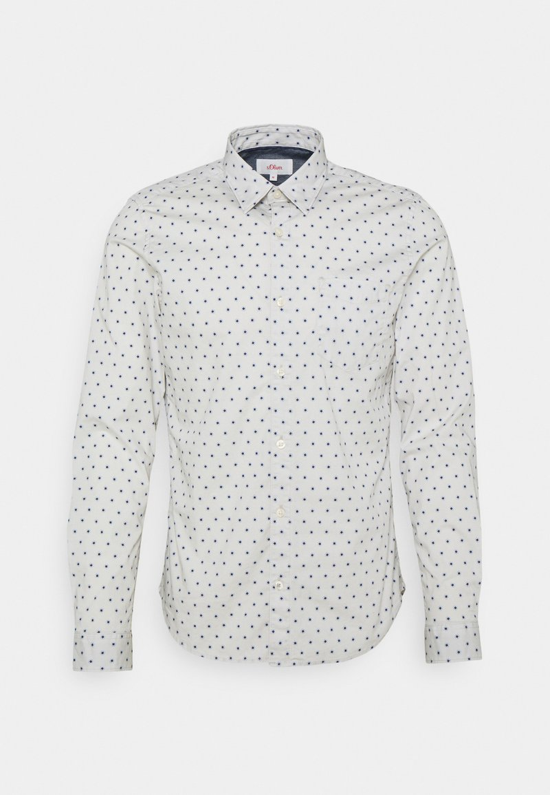 s.Oliver - Shirt - offwhite