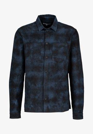 MIC TIE DYE  - Shirt - blue nights/black