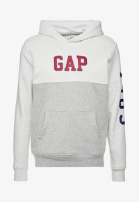 GAP - MINI  - Bluza z kapturem - carls stone - 3