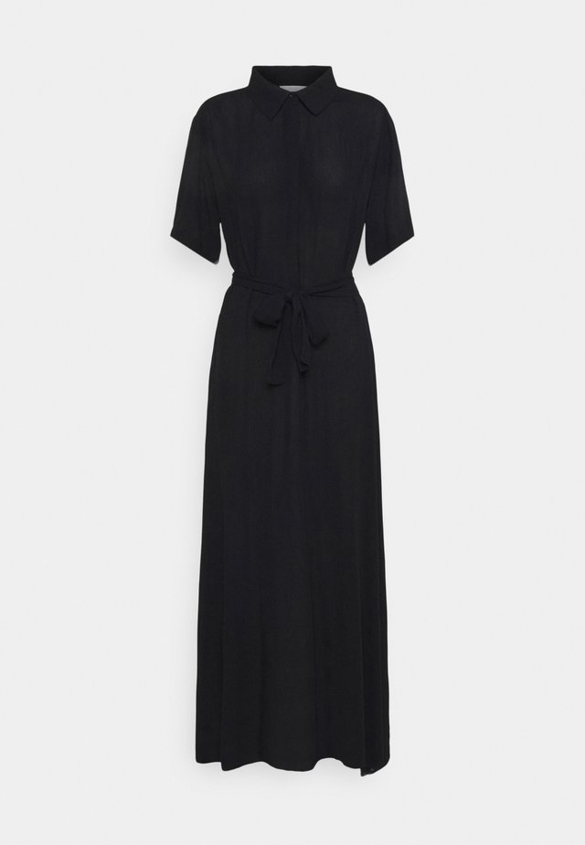 LIZ DRESS - Robe longue - black