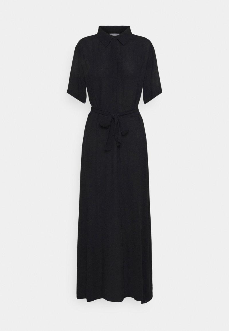 by-bar - LIZ DRESS - Maxi-jurk - black