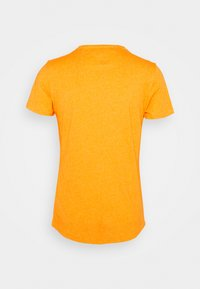 Tommy Jeans - JASPE NECK - Basic T-shirt - yellow - 1