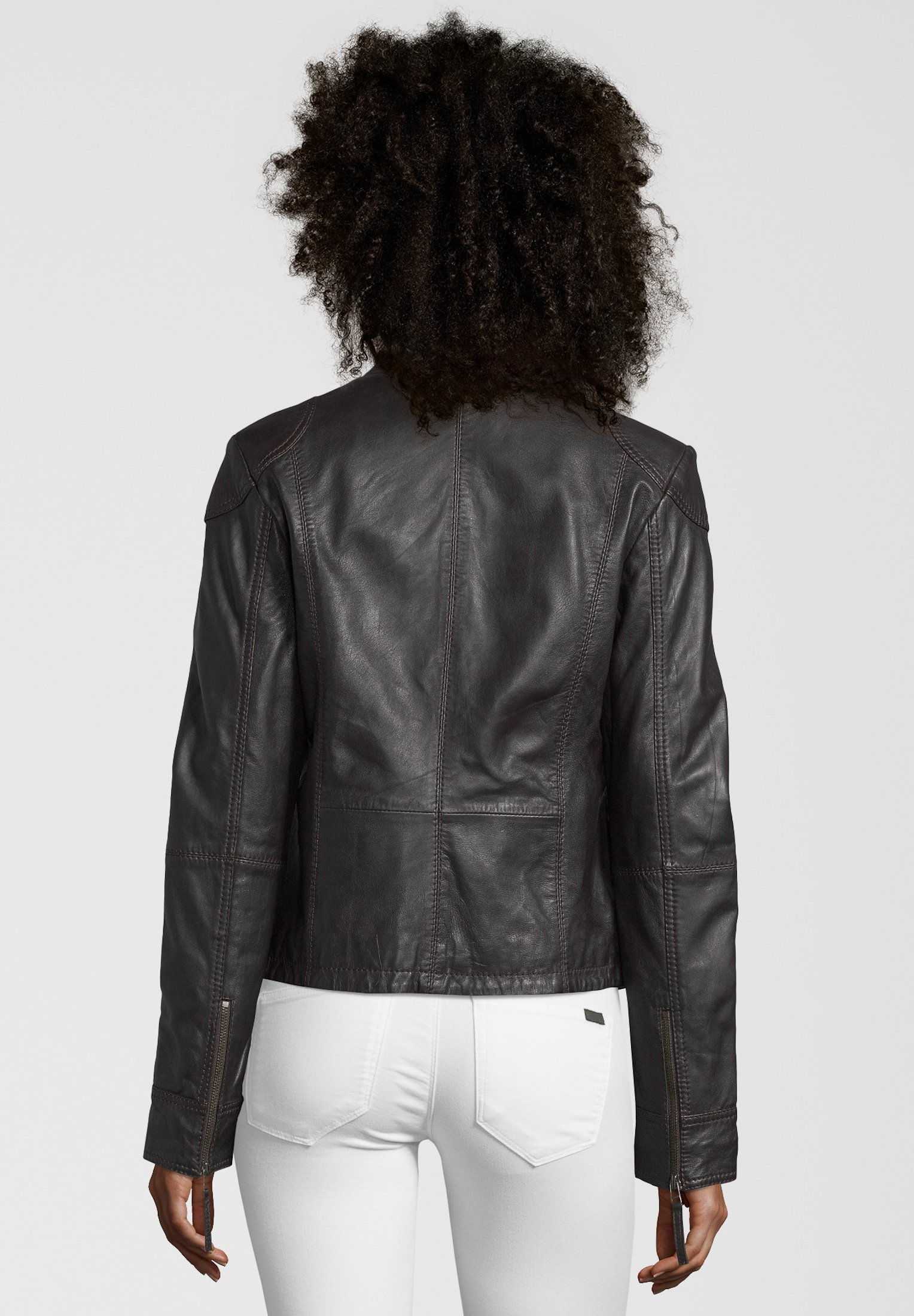 Femme EVIANA - Veste en cuir