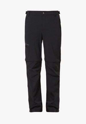 FARLEY T ZIP PANTS - Pantalons outdoor - black