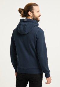 Schmuddelwedda - Zip-up sweatshirt - marine - 2