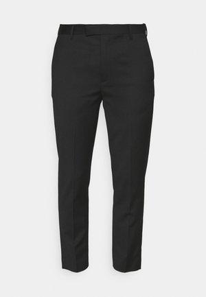 BEN SUIT - Pantalones - black