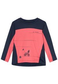 Vaude - SOLARO  - Rash vest - bright pink - 2