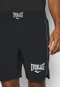 Everlast - SHORTS CRISTAL - Sportovní kraťasy - black - 5
