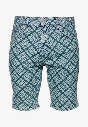 Jeansshorts - creechton blue