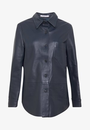 RIKE - Button-down blouse - blue