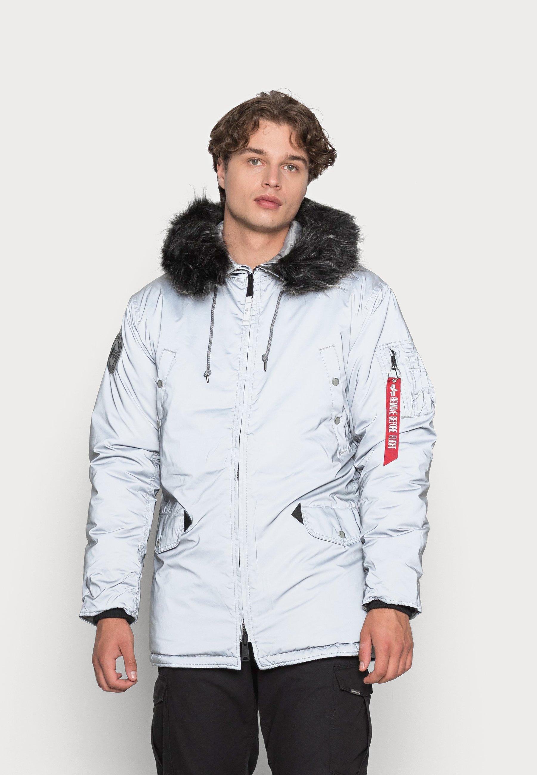 Men REFLECTIVE - Winter coat