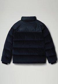 Napapijri - A-KAMPPI - Winter jacket - blu marine - 5