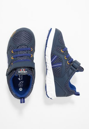 ALVDAL GTX - Hiking shoes - navy/dark blue