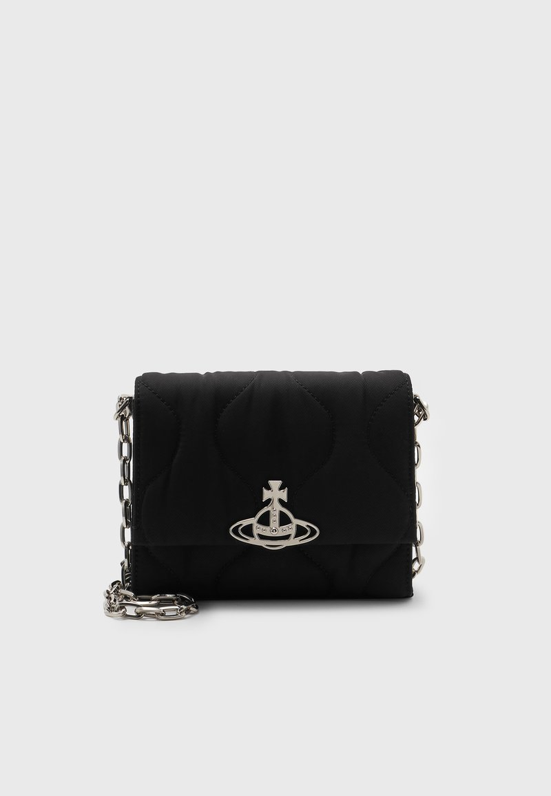 Vivienne Westwood - CAMPER SMALL CROSSBODY - Across body bag - black