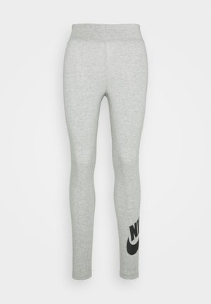 LEGASEE FUTURA - Leggings - Trousers - dark grey heather/black