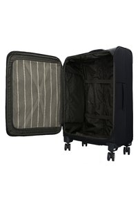 Hardware - SKYLINE - Wheeled suitcase - black petrol - 3
