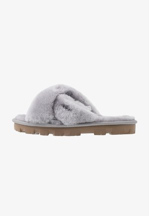 FUZZETTE - Domácí obuv - grey
