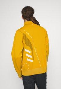 adidas Performance - ATHLETICS TECH SPORTS - Sweter - legacy gold - 2