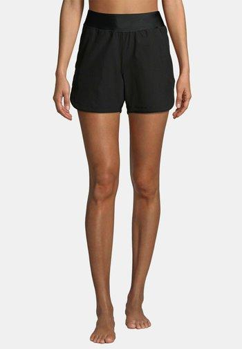 NORMAL - Swimming shorts - black