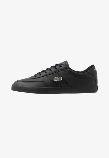 COURT MASTER - Trainers - black