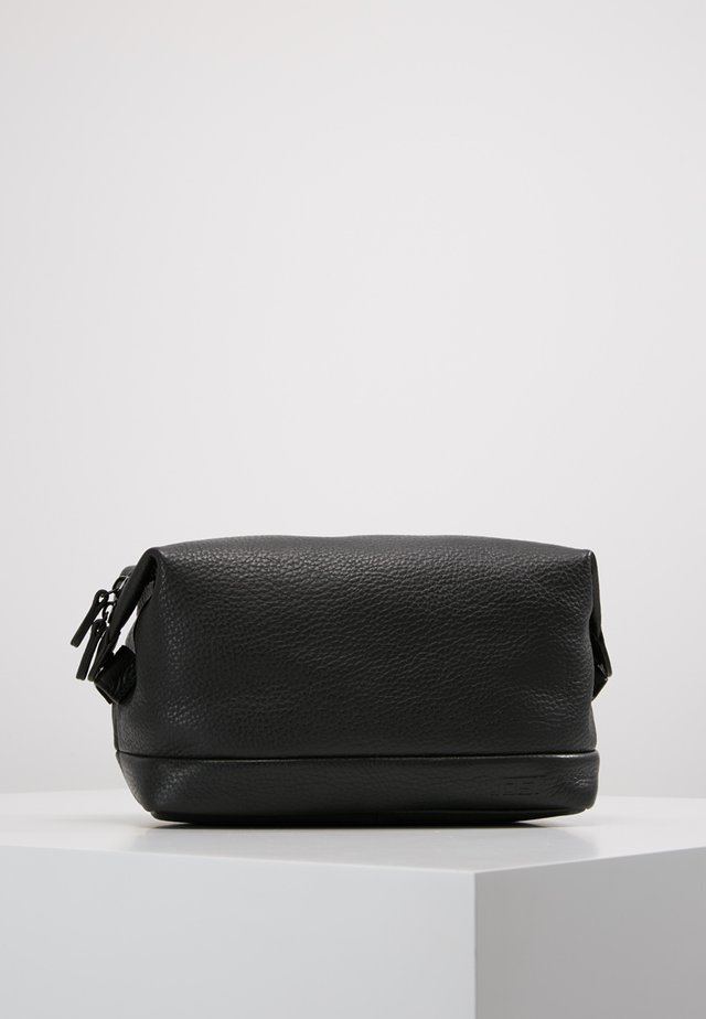 KULTURBEUTEL - Wash bag - black
