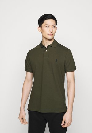 SHORT SLEEVE - Polo - company olive