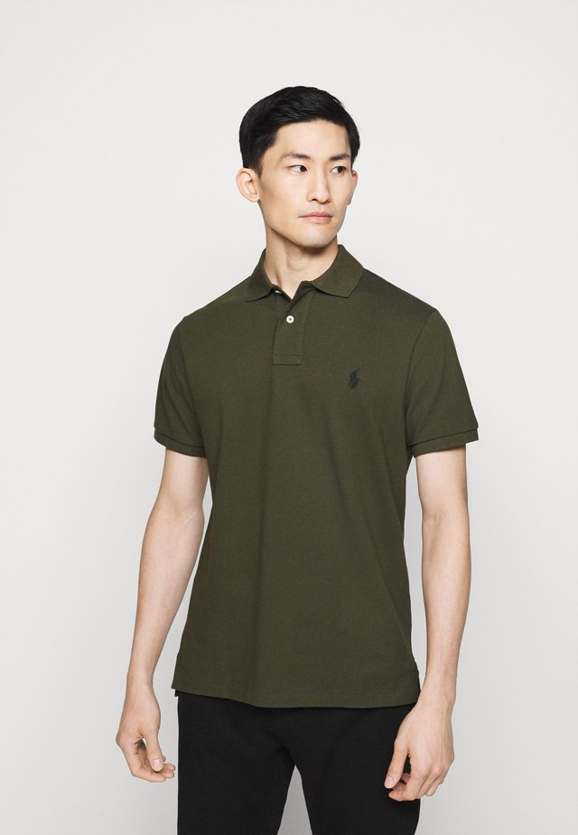 BASIC - Polo - company olive