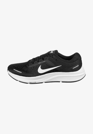 AIR ZOOM  - Stabilty running shoes - black / white / anthracite